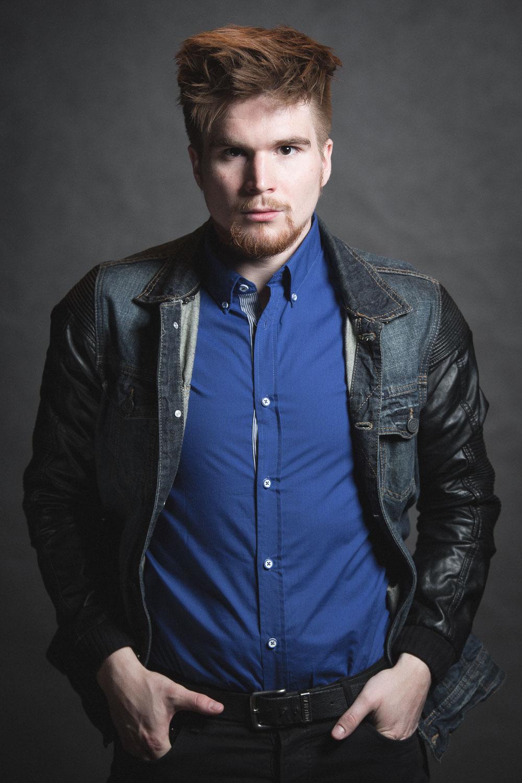 Actors' Portraits by Tomek Gola - Gola.PRO