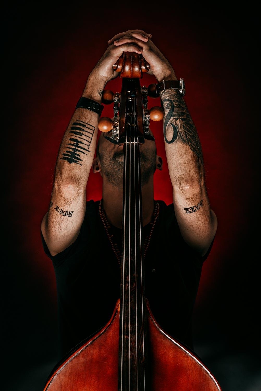 Damian Sikorski - music journalist - by Tomek Gola / Gola.PRO