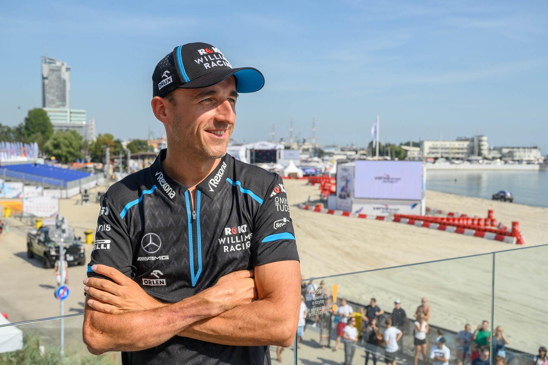 Robert Kubica - Verva Street Racing 2019