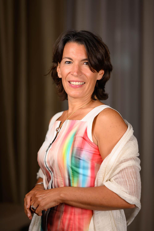 Nathalie Seiler-Hayez, General Manager at The Beau-Rivage Palace