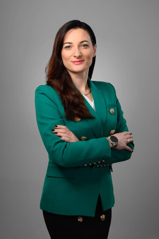 Małgorzata Orzechowska - Finance Manager Garmin Poland
