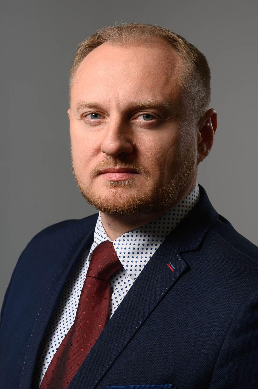 Rafał Opaliński - Sales Director Garmin Poland