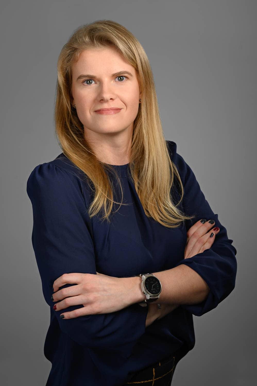 Paulina Kruczyńska - PR & Marketing Specialist Garmin Poland