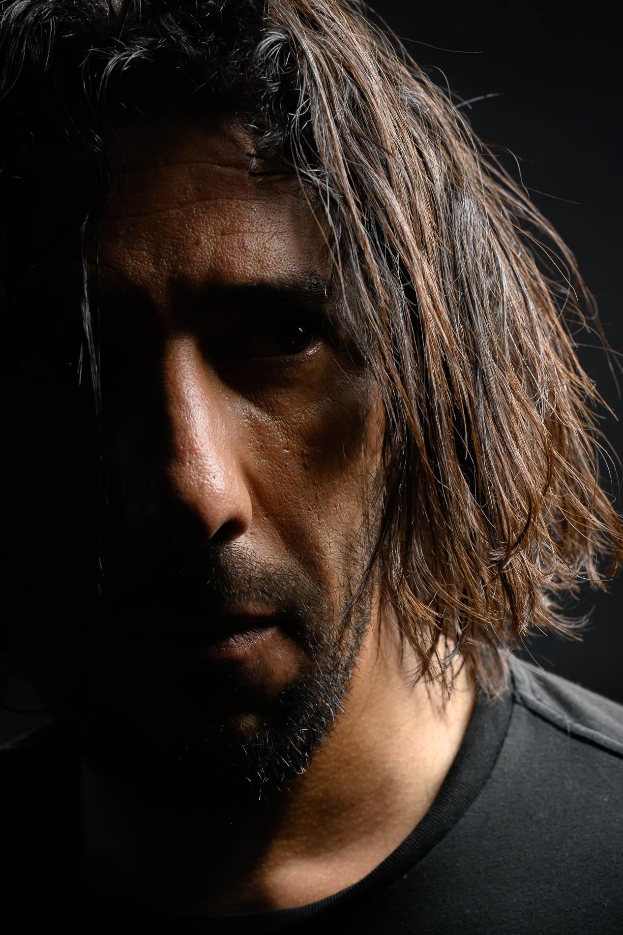 Djamel Benghazi portrayed by Tomek Gola