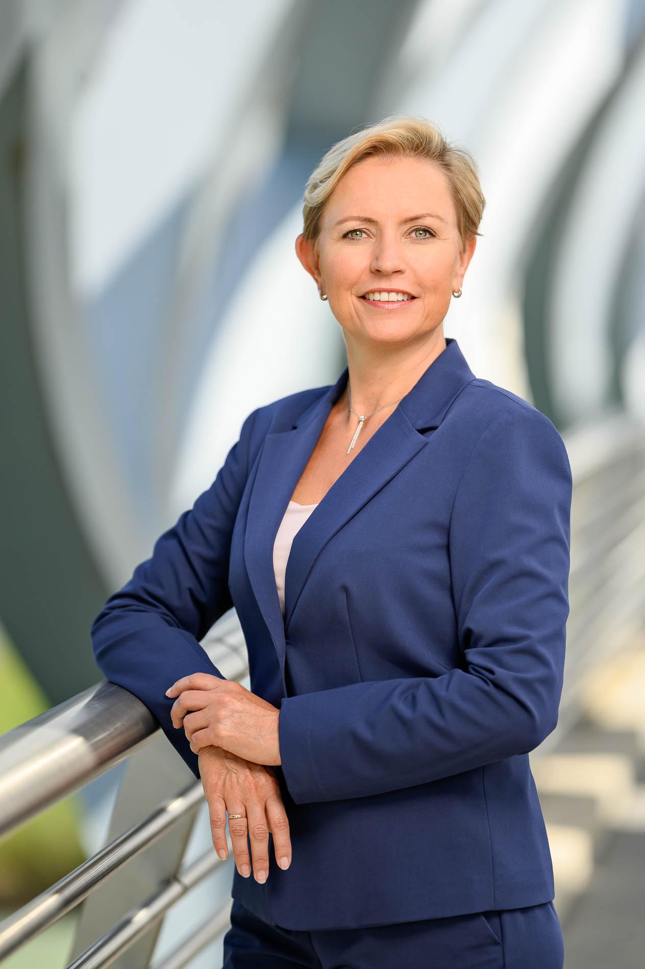 Susanne Siegler - dean at Les Roches