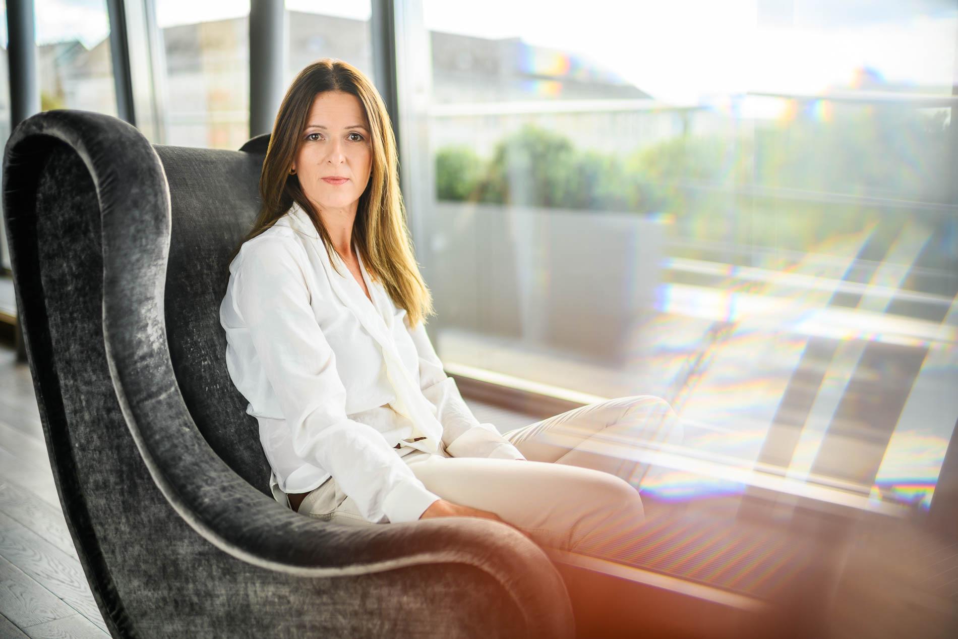 Barbara Vettorel for Ladies Drive Magazine