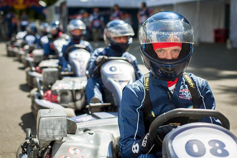 Red Bull Kart Fight - Tomek Gola - Gola.PRO